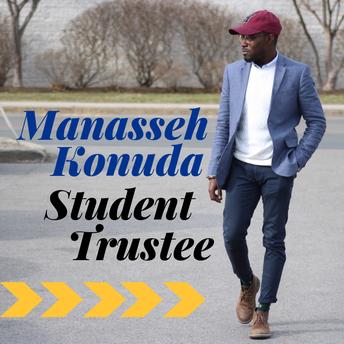 Student Leader | Manasseh Konadu