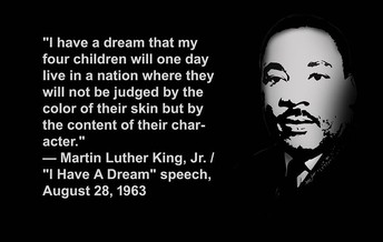 Inspiring Quotes From Dr. Martin Luther King