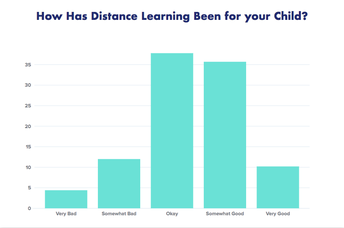 How is Distance Learning Going?