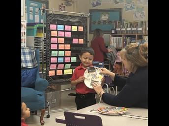 Kinder shares their gratitude