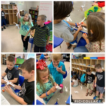 3rd Grade STEAM copters