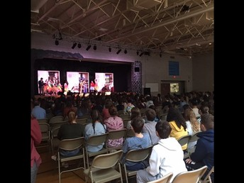 Into the Woods at WMS