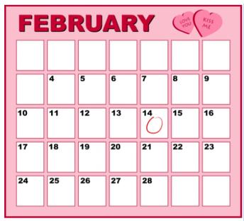 Calendar Clarification: February 12