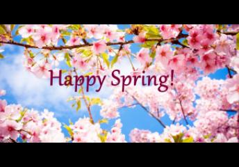 Happy Spring!!!