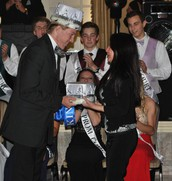 Tyler Gardner Crowned Prom King 2017!