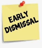 Unscheduled Early Dismissal - What's your plan?