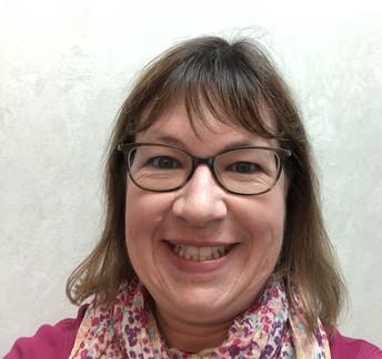 Sue Riedinger, Cherub Choir Co-Director
