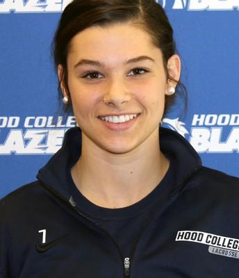 Rachel Slater, women's lacrosse