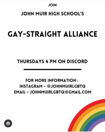 Gay-Straight Allianace