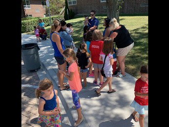 Everyone loved the popsicles! Thanks PTO!