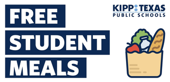 Free Breakfast/Lunch for all KIPP students: