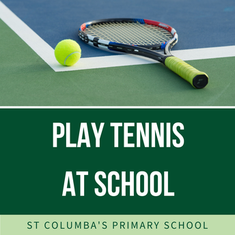 Tennis - Years 3 to 6