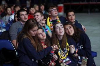 Let's come back together and relive NCYC!