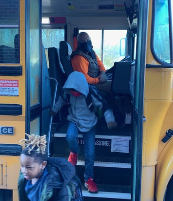 OES Appreciates our Bus Drivers for being the first and last smiling faces for our students as well as keeping them safe to and from school daily!  WE ARE GRATEFUL FOR OUR TRANSPORTATION STAFF!!