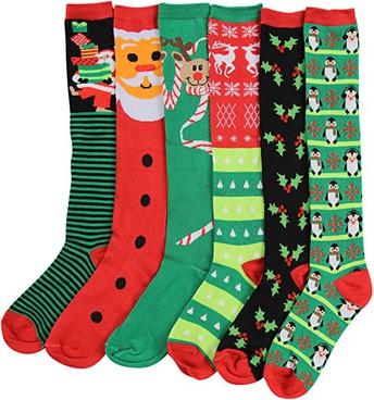 Festive Sock Day
