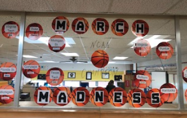 PBIS:  March Madness Comes to Northstar