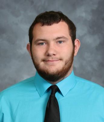 Dustin Huffer - Valedictorian