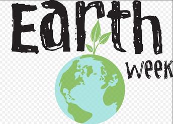 Earth Week at WHS - April 16-20th