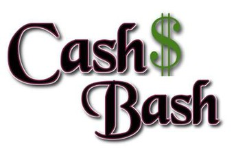 CASH BASH TICKETS ALMOST SOLD OUT!