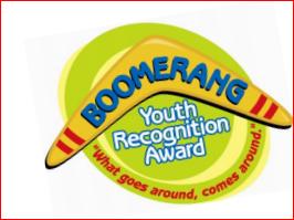 Reminder--Nominate a Tamanend Student for March Boomerang Award