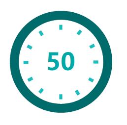 Rebook 50MIN-$65