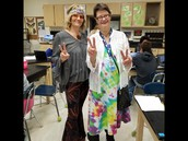 Peace and Love Spirit Day!