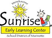 Menekaunee Sunrise Early Learning Center