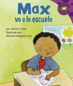 Max va a la escuela