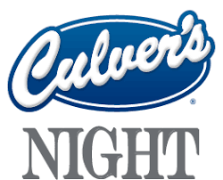 Culver's Spirit Night