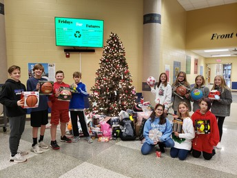 Holiday House Giving Tree - Thank you!!