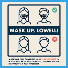 5/29 UPDATED: Massachusetts Mask Order