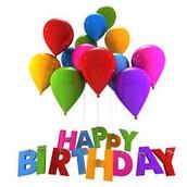 Happy Birthdays!!!