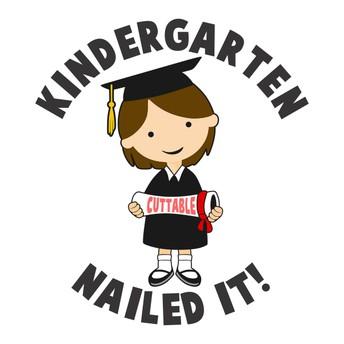 Kindergarten Graduation (May 16)