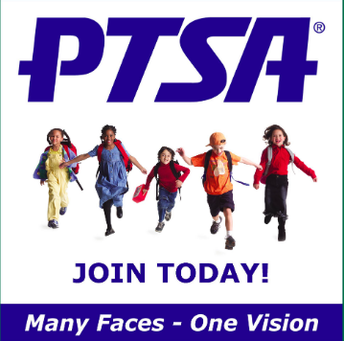 10/31 @ 1:00 pm  PTSA meeting in cafeteria on stage