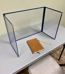 Student and staff plexiglass in settings where additional PPEs are necessary