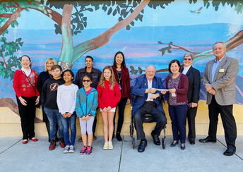 A Generous Gift to Rolling Hills from San Diego Scottish Rite