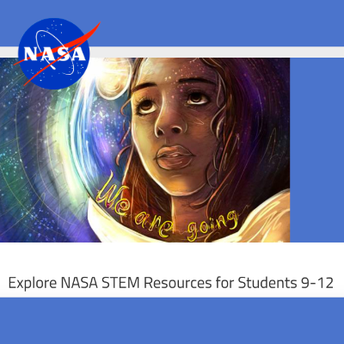 NASA student site screenshot