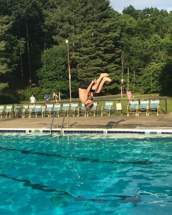 Pool Fun Planned for July