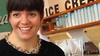 Ice Cream Shop Owner
