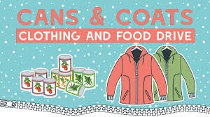 Coats, Cans, and Conferences