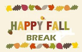 Fall Break - September 24th-28th