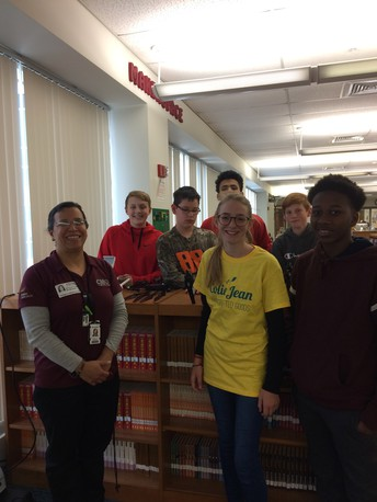 Robotic Team and Drones at Pottsgrove Middle School