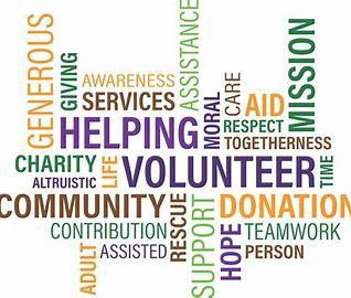 Reminder--Community Service Club