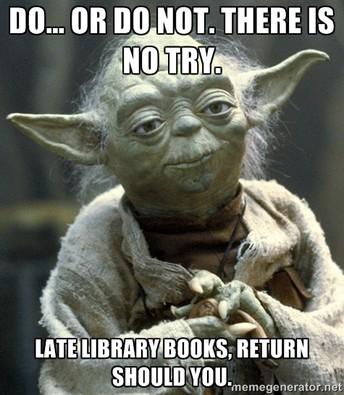 Library & Classroom Book Return