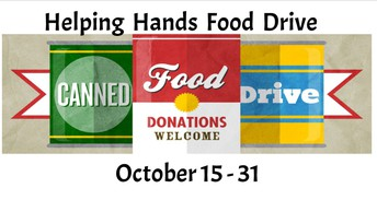 Canned Food Drive Continues