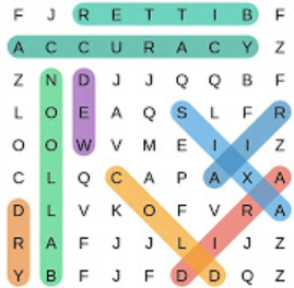 Google Fun! Word Search Extension