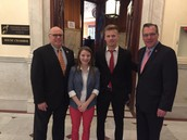Seekonk students participate in Student Government day!