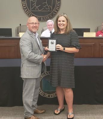 Julie Rolin-2019 National Advisor Mentor Award Winner, FCCLA