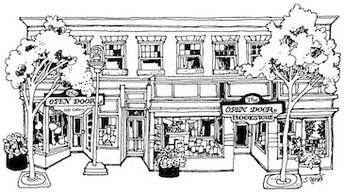 Open Door Bookstore