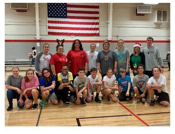 Staff vs. Students Basketball!
